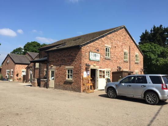 The Farm Burscough: The Farm Shop