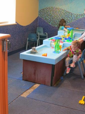 New Berlin, WI: Water table