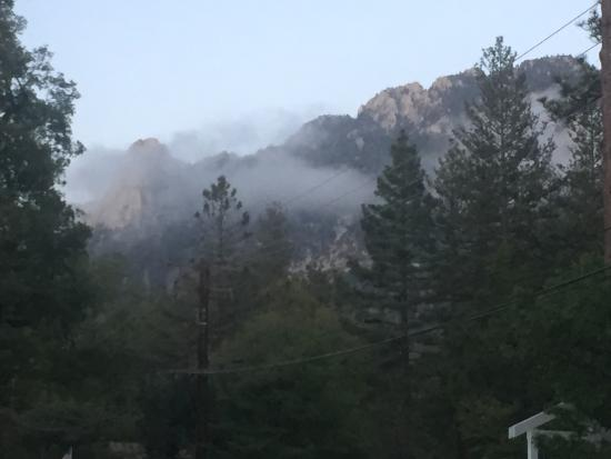 Idyllwild, CA: Room with a view