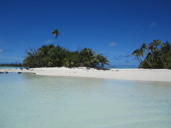 Aitutaki Adventures: Rapota