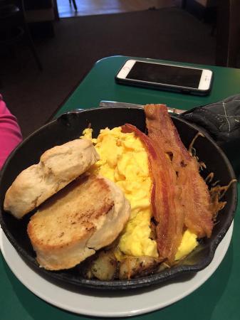 Sellersburg, IN: Breakfast Skillet