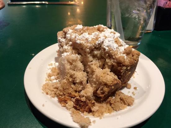 Sellersburg, IN: Coffee Cake!