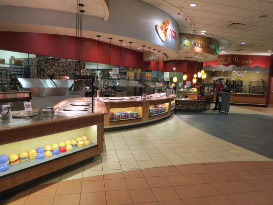 New Berlin, WI: Soup, Pizza, and Other Buffet