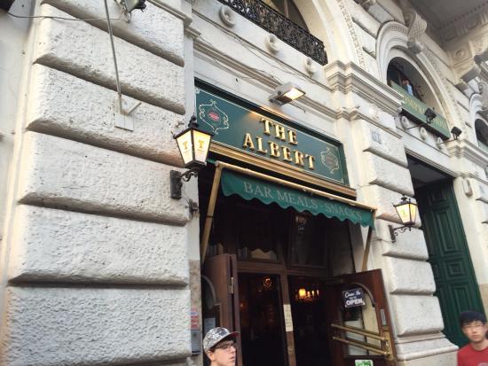 The Albert Pub: Street View