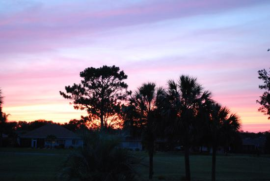 Summerfield, Flórida: Sunsets at Spruce Creek