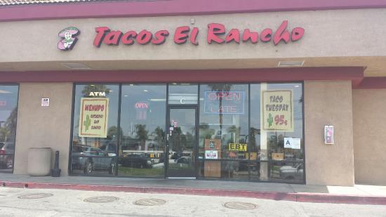 Tacos El Rancho