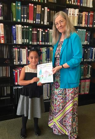Palo Alto, CA: Cubberley Education Library. Isabella (illustrator) & Kathryn M. Kerns, Curator for Education