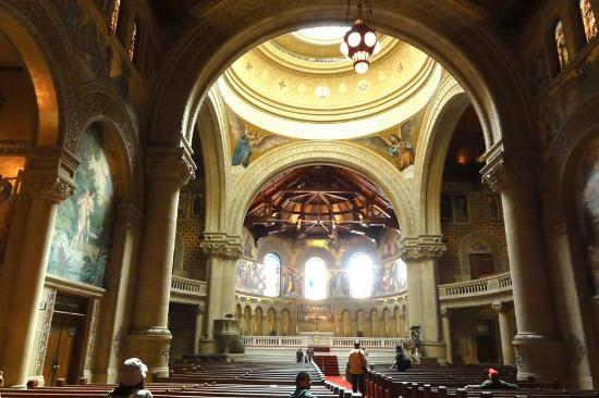 Palo Alto, CA: Stanford Memorial Church.