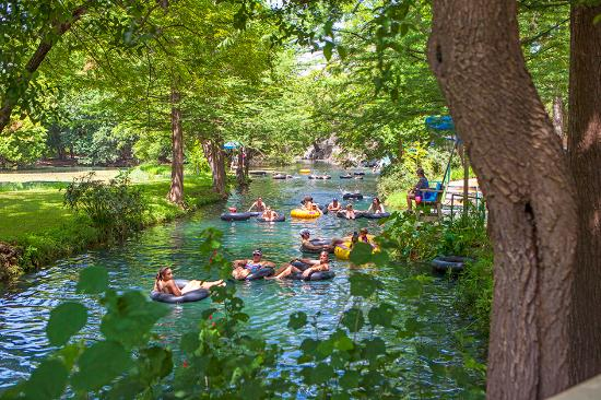 The Resort at Schlitterbahn: Comal River