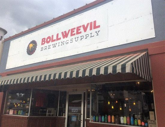 Boll Weevil Brewing Supply