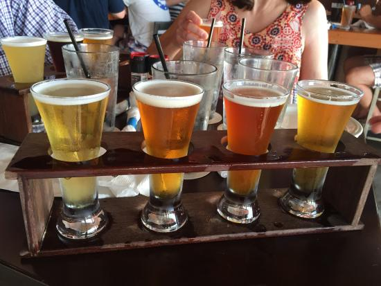 Picture of waterfront brewery key west for Craft beer key west