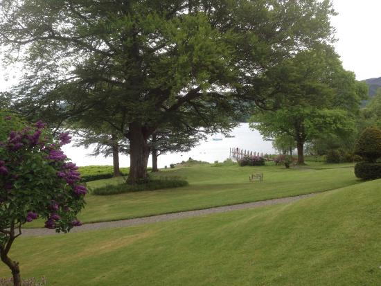 Dandelion Cafe: Scenic quiet terrace and gardens