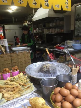 Seoul Drivers' Restaurant