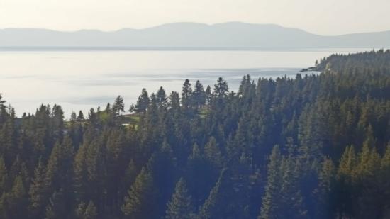 Harveys Lake Tahoe: Lake Tahoe CA late afternoon May 2016