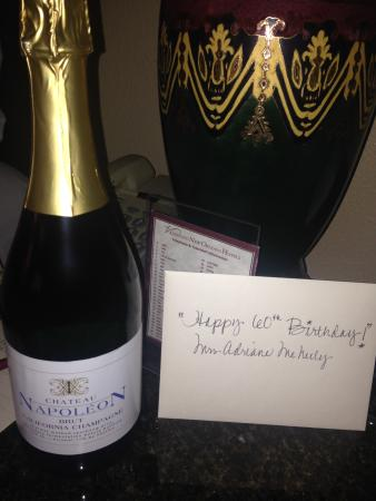 Birthday greeting picture of hotel st marie new orleans hotel st marie birthday greeting m4hsunfo