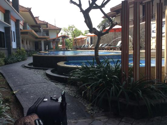 Grand Sinar Indah Hotel: 1 of the 2 pools