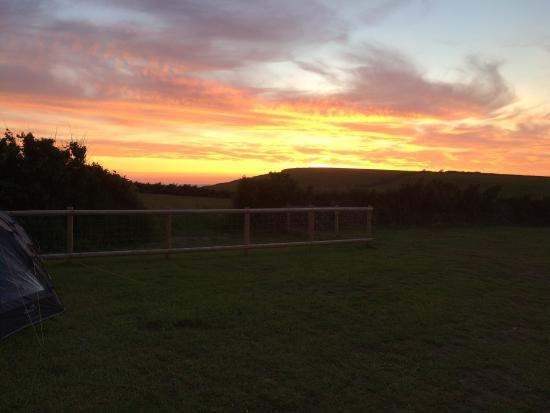 Upper Lynstone Camping and Caravan Park: photo1.jpg