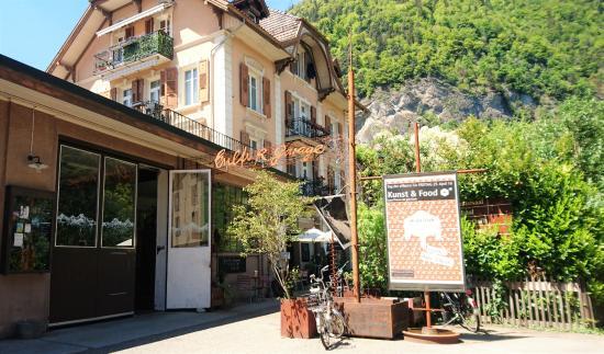 Interlaken - Isetta in the Kultur-Garage - impression