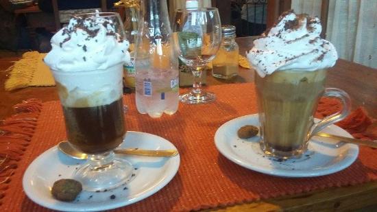 Cafe Maringa Bistro: Cafés deliciosos e atendimento muito bom, ambiente aconchegante!