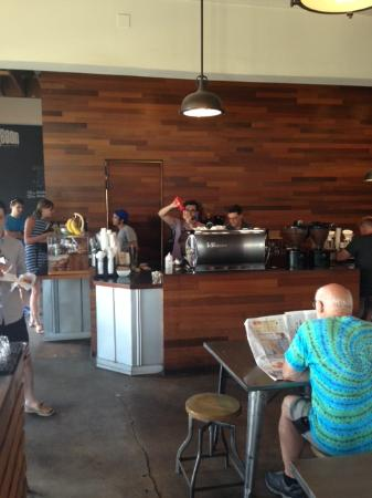 Bold Bean Coffee Roasters: The masters at work