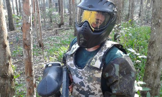 ‪Arena Wood Paintball‬