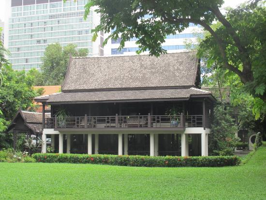 One of the buildings in the museum - Picture of Suan ...