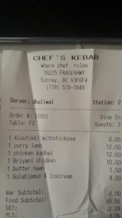 Chef's Kebab: TA_IMG_20160601_191037_large.jpg