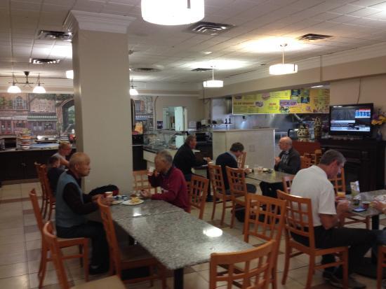 Comfort Inn Toronto Airport: Desayuno Buffet