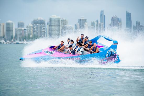 GC Jet Boating and Parasailing