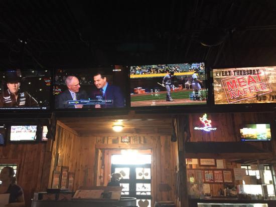 Wild Bill's Sports Saloon-Maple Grove