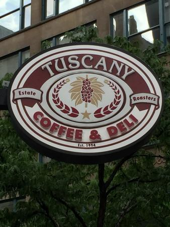 Photo of Soup Place Tuscany Coffee and Deli at 1700 Lincoln St, Denver, CO 80203, United States