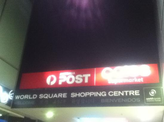 Photo of Tourist Attraction World Square Shopping Centre at 680 George Street Sydney Nsw 2000, Sydney, Ne 2000, Australia