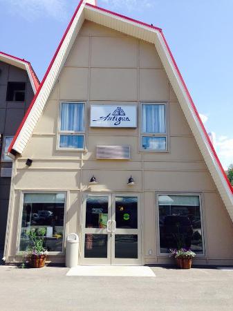Antigua Fusion Restaurant