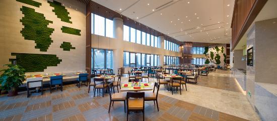 Haikou Xi'an Holiday Hotel: 海韵全日餐厅