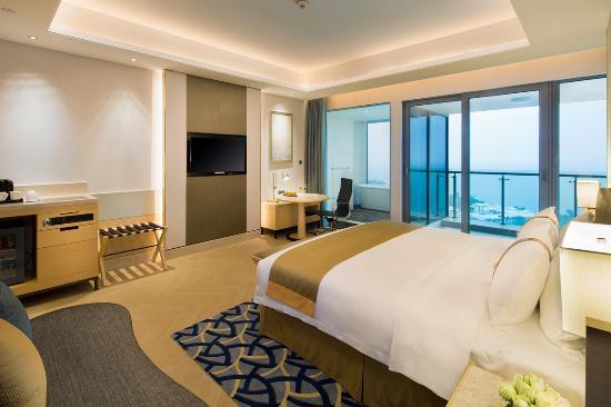 Haikou Xi'an Holiday Hotel: 假日景观房