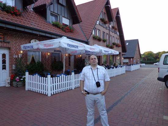 Foto de Hotel Zum Heiligen Feld