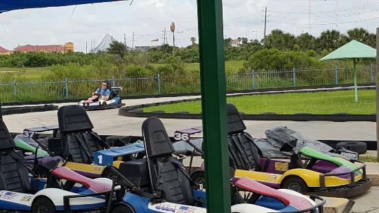 Go kart fun center / Laser hair removal hawthorn