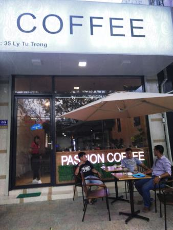 Passion coffee 13 tripadvisor for Passion coffee
