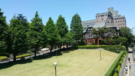 Meiji Gakuin University Gakusei Shokudo