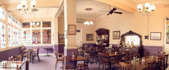 Culcairn Australia  City pictures : Culcairn, Australia: Restaurant