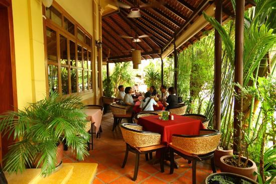 Anise Hotel: Anise Terrace