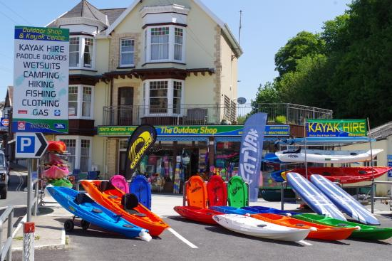 Combe Martin, UK: Kayak Hire & Sales