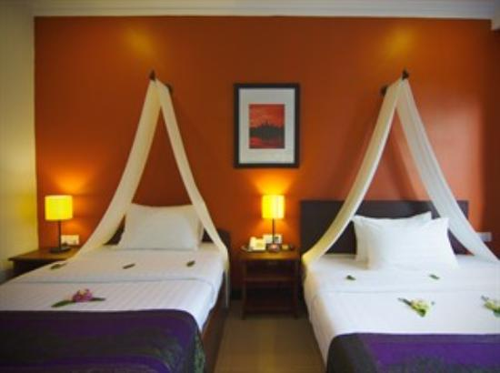Mekong Central Hotel: Standard Twin Room