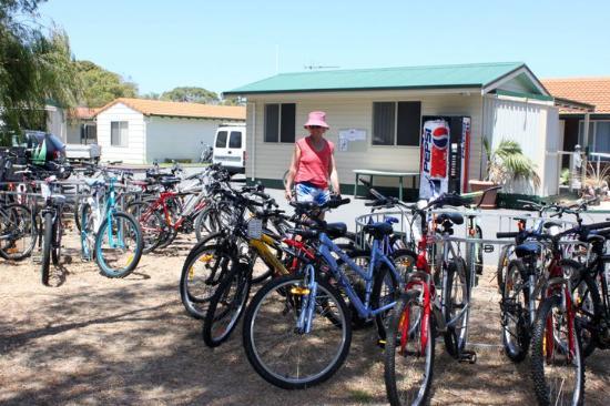 Albany, Avustralya: Choose your bike