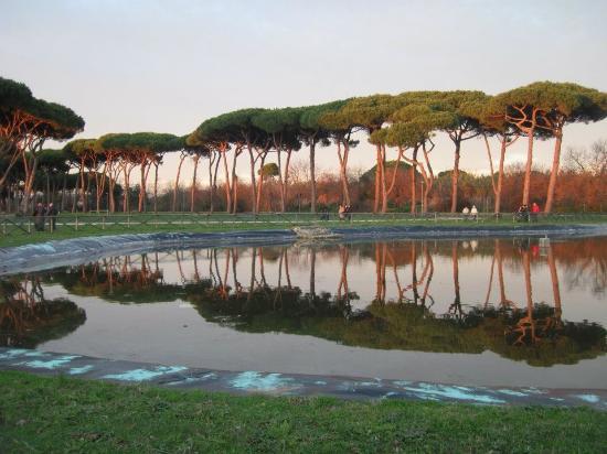 Il Parco di Villa Guglielmi