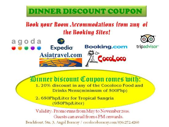 Trip advisor discount coupons