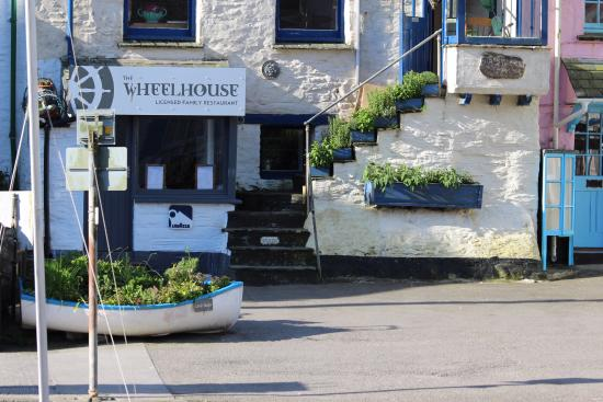 The Wheelhouse from 'The Anchorage'