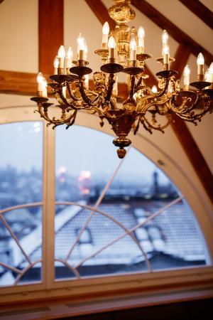 Einstein St.Gallen Hotel Congress Spa: Einstein Gourmet