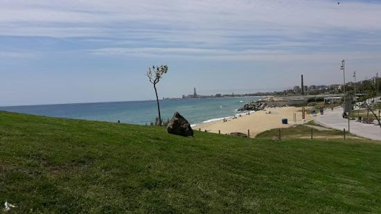 Happy days - Picture of Montgat Beach, Barcelona - TripAdvisor