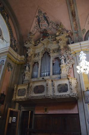 Chiesa di San Giovanni Battista: Orgel